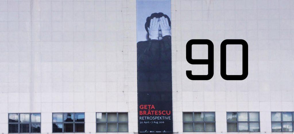Geta Bratescu 90!